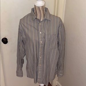 Burberry Striped Made in 🇺🇸 Shirt